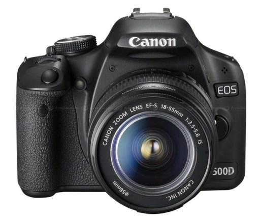 Canon EOS 500D/Rebel T1i DSLR
