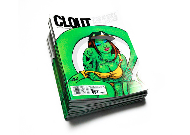 Todd Bratrud x CLOUT Magazine Issue No. 11