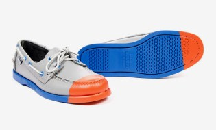colette x Sebago Dockside Boat Shoes