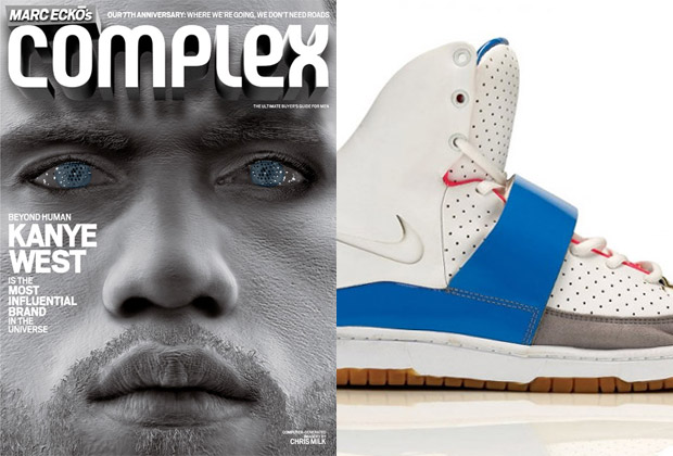 Complex Magazine April/May Issue feat. Kanye West