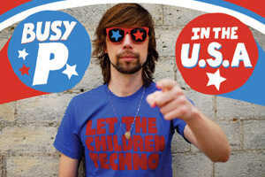 Cool Cats Present Busy P in the U.S.A. Tour
