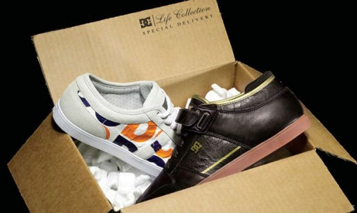 DC Shoes 2009 Spring LIFE Collection