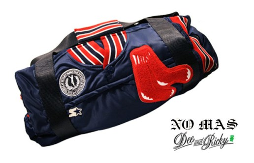 Dee & Ricky x No Mas Starter Jacket Bags
