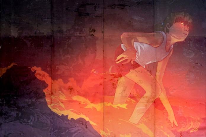 "Edwin Ushiro | ""Birth of Unreckoning"" Limited Edition Print"