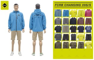 "F.C.R.B. 2009 Spring/Summer ""Changing Room"""