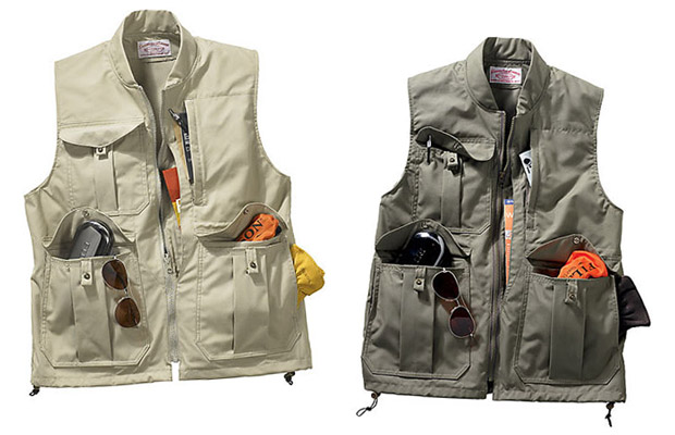 Filson 20-Pocket Travel Vest