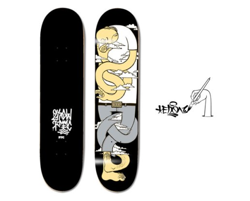 ESOW x FTC Artist Collab Deck