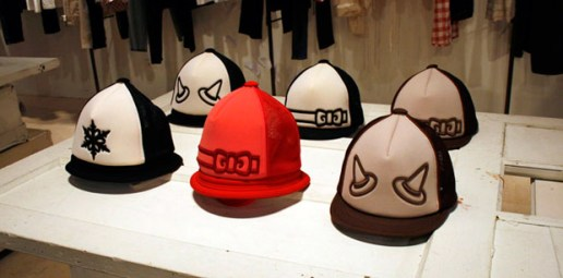 Ganryu by Comme des Garcons Trucker Hats