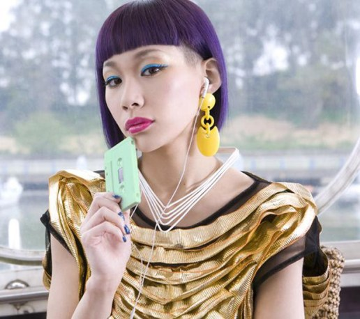 GIZA 2009 Spring/Summer Accessories by Mademoiselle Yulia