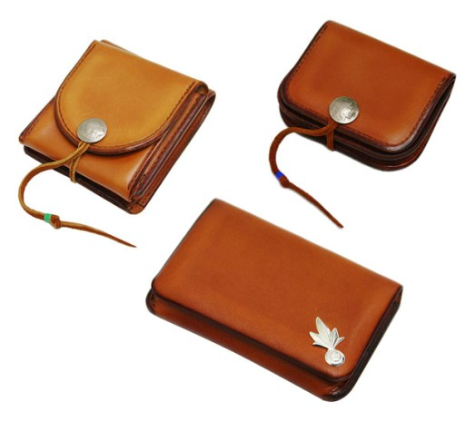 Goro's 2009 Spring/Summer Wallet Collection
