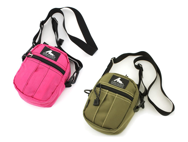 Gregory Quick Pocket Bag Collection