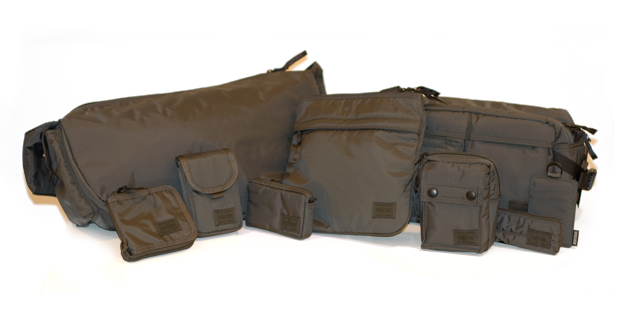 Head Porter Greysuave Collection