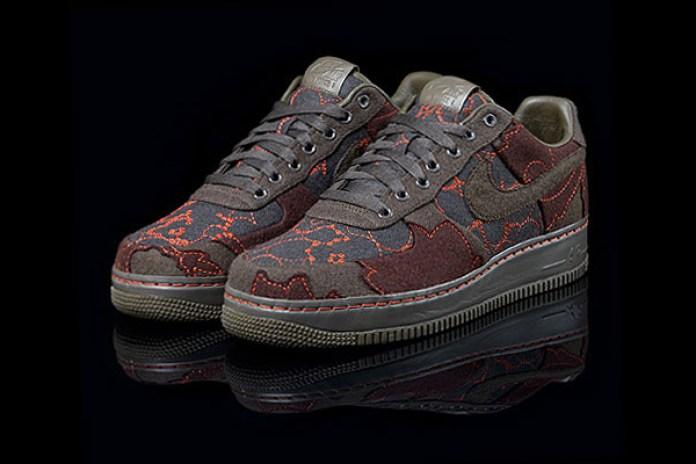 Hella Jongerius for Maharam x Nike Air Force 1