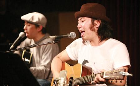 Hiroshi Fujiwara & Keiichi Sokabe | Live at Home
