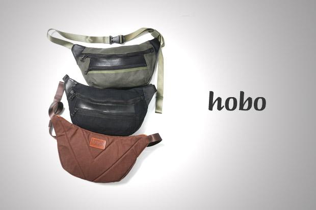 Hobo Gump Canvas No. 10 Waist Bag.