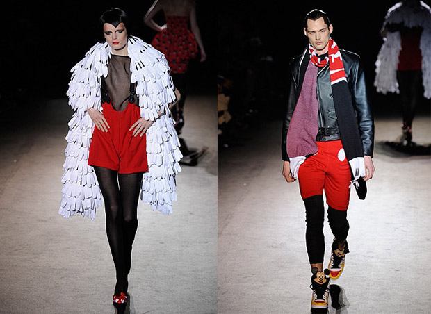 Jeremy Scott 2009 Fall RTW Collection