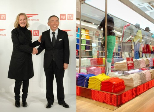 Jil Sander for Uniqlo Annoucement