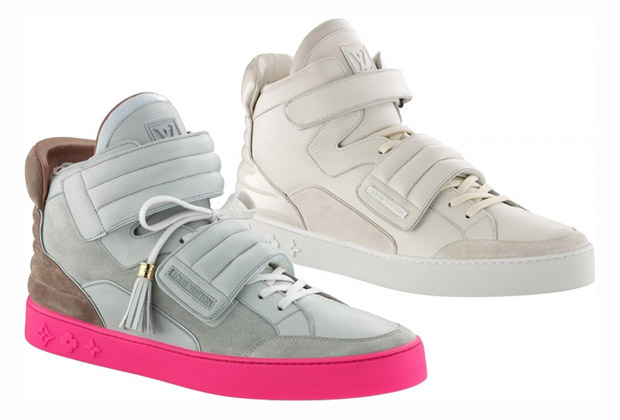 Kanye West x Louis Vuitton Sneakers for June 2009