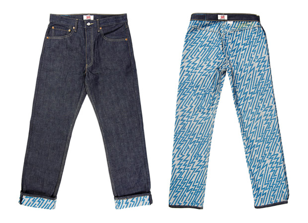Levi's 501 Graphic Collection
