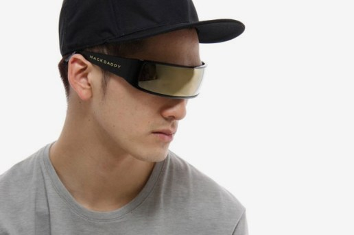 "MACKDADDY Shades ""Line"" Sunglasses"