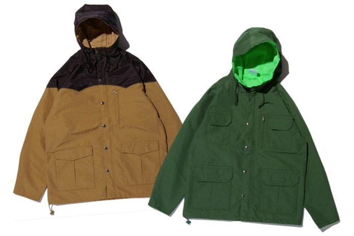 masterpiece Mountain Jacket Collection