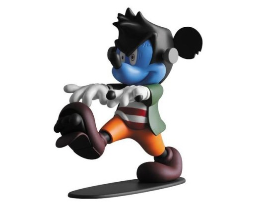 Medicom Toy Mickey Mouse Frankenstein Version