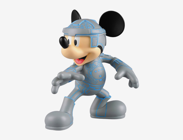 medicom toy mickey mouse quottron 2quot hypebeast