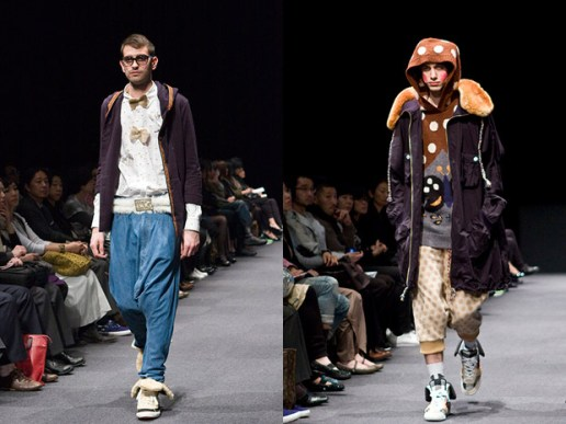 mercibeaucoup 2009 Fall/Winter Collection