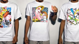 Mick Haggerty x Freshjive T-shirt Collection