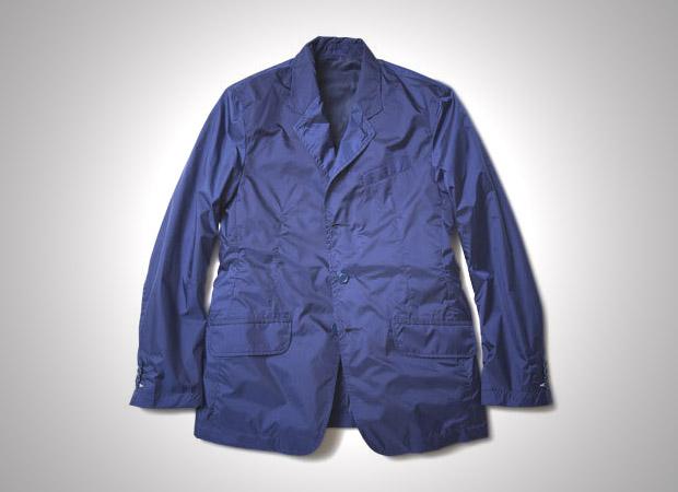 Minotaur Nylon Rip-Stop Lounge Jacket