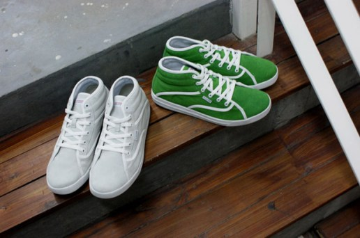 MS Sneakers 2009 Spring Footwear Collection