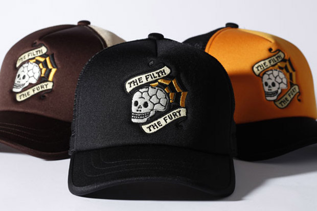 "Neighborhood ""The Filth and the Fury"" Trucker Hat"