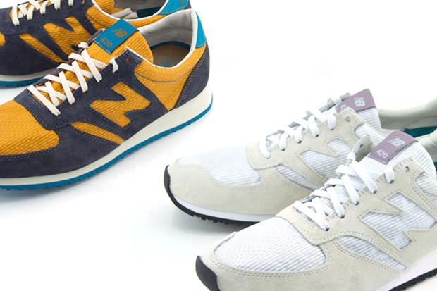 "New Balance 420 Schoeller ""See-Thru"" Pack"