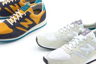 """New Balance 420 Schoeller """"See-Thru"""" Pack"""