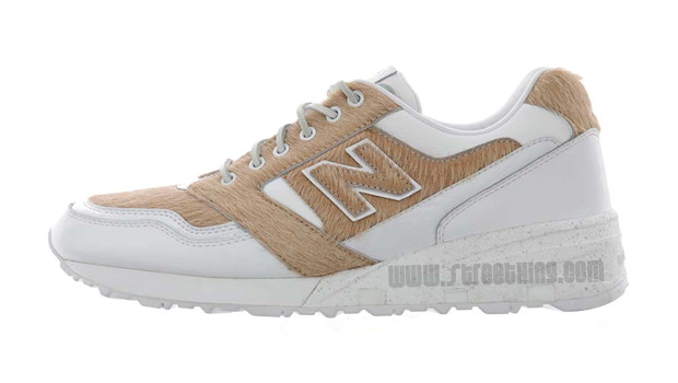 New Balance 575 Pony Hair Edition