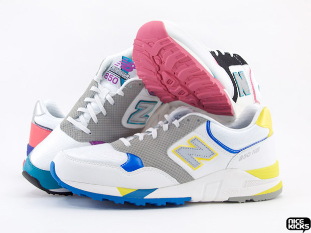New Balance 2009 Spring M850 Colorways