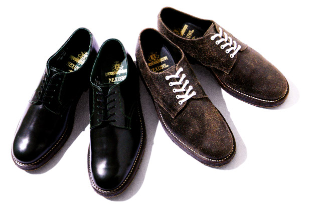 NEXUSVII x George Cox Derby Shoe