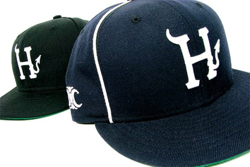 NexusVII x HUF New Era 59FIFTY Collection