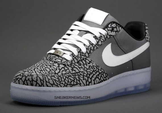 Nike Air Force 1 Bespoke by Premium Laces
