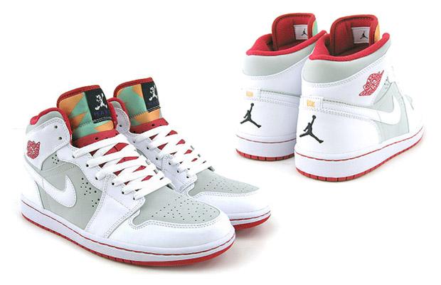 """Air Jordan 1 Premier """"Hare"""" Colorway"""