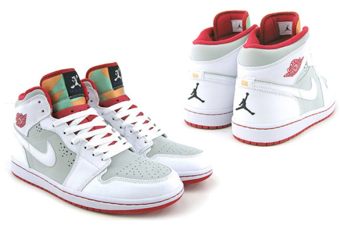 "Air Jordan 1 Premier ""Hare"" Colorway"
