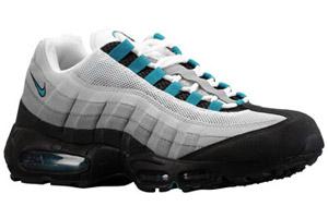 "Nike Air Max 95 ""Fresh Water"" Colorway"