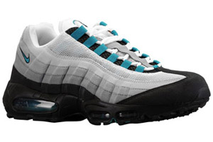 "Nike Air Max 95 ""Fresh Water"" Colorway"