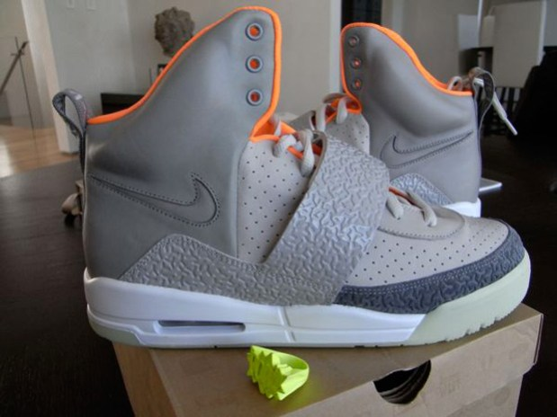 Nike Air Yeezy - A Closer Look
