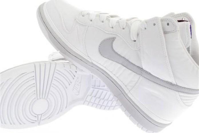 Nike Dunk Hi Nylon Premium