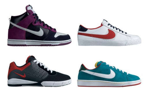 Nike SB 2009 April Releases