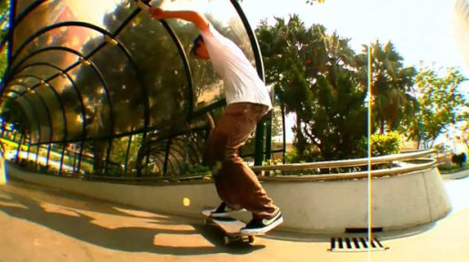Nike SB Mexico, Chile and China Video