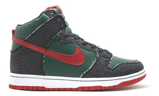 "Nike SB Dunk High ""Gucci"" Colorway"