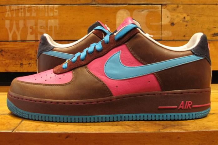 "Nike Sportswear Bespoke Air Force 1 ""Un-Amsterdam"""
