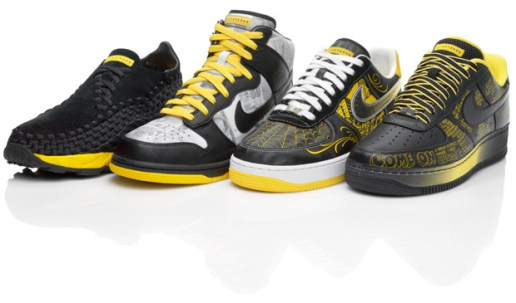 "Nike Sportswear Lance Armstrong LIVESTRONG ""Stages"" Collection"